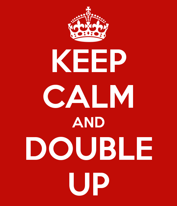 Image result for double up
